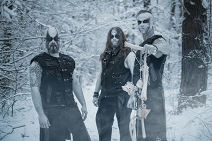 Devilish Impressions - Postmortem Whispering Crows promo photo